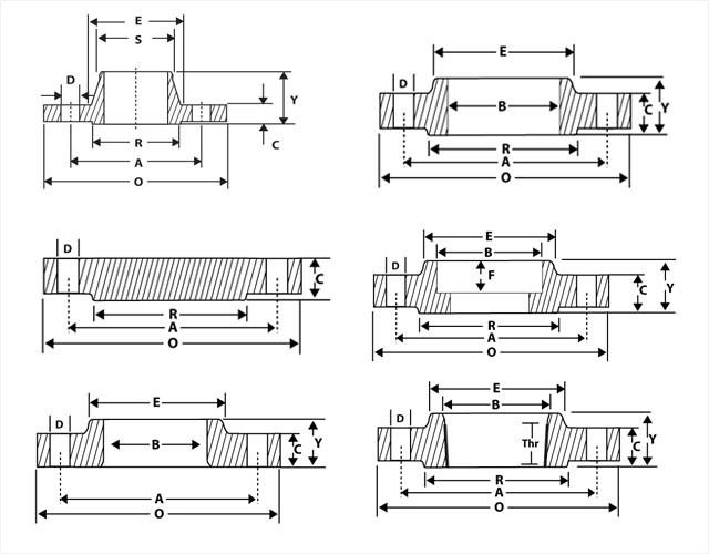 Eternal Engineers : Flanges & Fittings,Ss Flanges,Carbon Steel Pipe